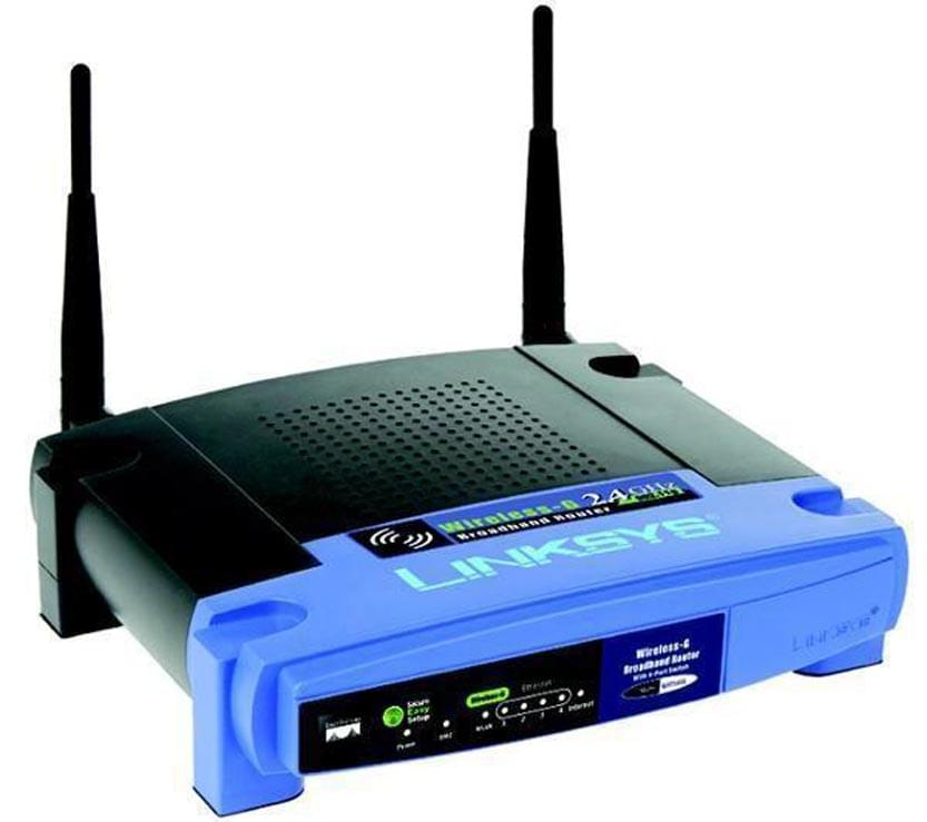 Linksys WRT54GL (WRT54GL-EU) - Achat / Vente Routeur sur Cybertek.fr - 0