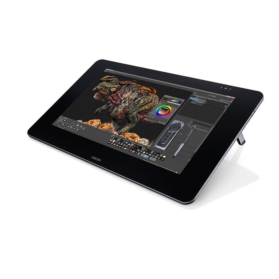 Wacom Cintiq 27QHD Pen and Touch - DTH-2700 (DTH-2700 **) - Achat / Vente Tablette graphique sur Cybertek.fr - 0