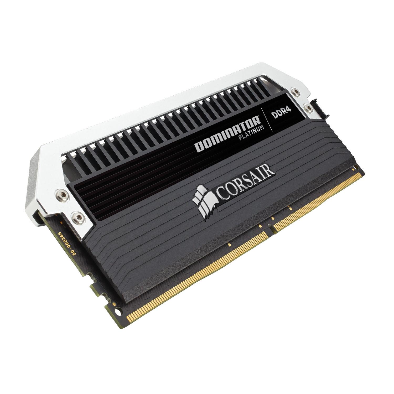 Corsair CMD64GX4M4A2666C15  64Go DDR4 2666MHz - Mémoire PC - 3