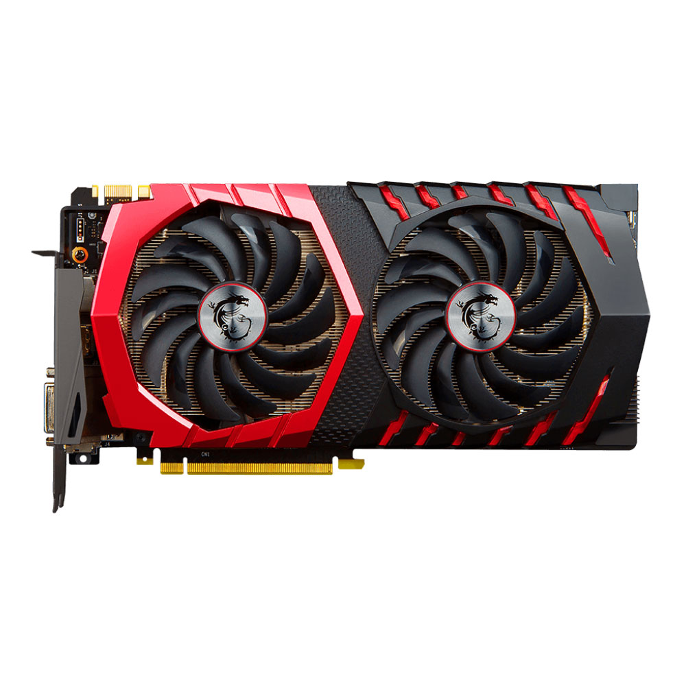 MSI GTX 1080 GAMING 8G 8Go - Carte graphique MSI - Cybertek.fr - 3