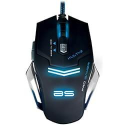 Bluestork Souris PC KULT 3 - Gaming/2500dpi/Rétroéclairé/6 Boutons Cybertek