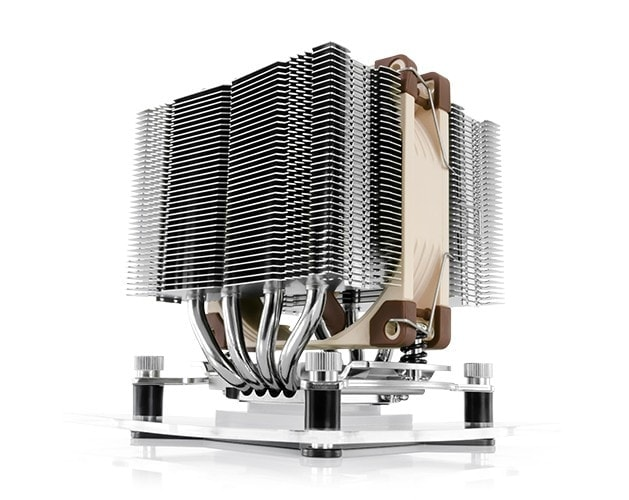 Noctua NH-D9L (NH-D9L fdv) - Achat / Vente Ventilateur CPU sur Cybertek.fr - 0