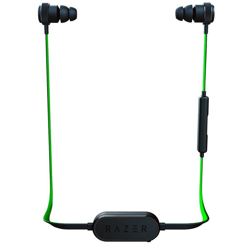Razer Hammerhead Bluetooth Stereo Vert - Micro-casque - 0