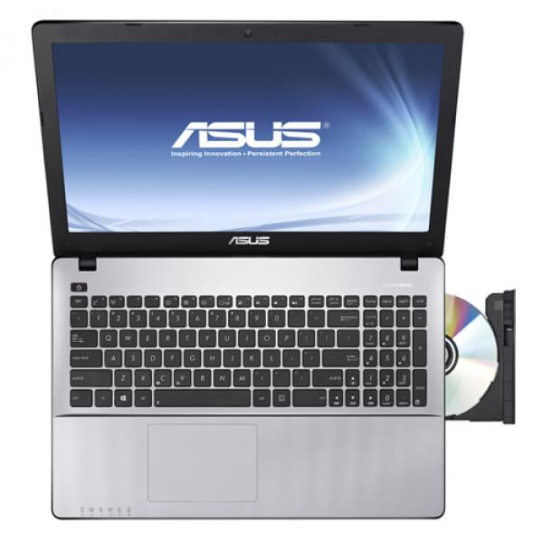 Asus X550LB-XO031H (X550LB-XO031H) - Achat / Vente PC Portable sur Cybertek.fr - 0