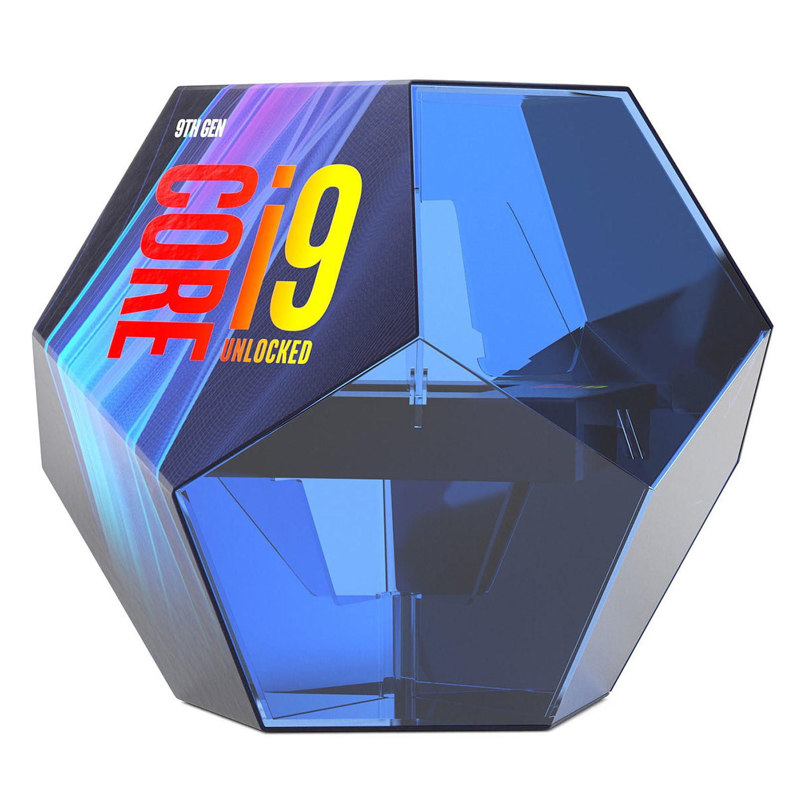 Intel Core i9-9900KS - 3.6GHz/LGA1151(2017)/Ss Vent./BOX (BX80684I99900KS) - Achat / Vente Processeur sur Cybertek.fr - 1