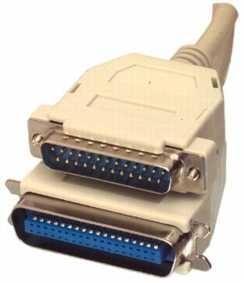 Câble Imprimante // 10m - Connectique PC - Cybertek.fr - 0