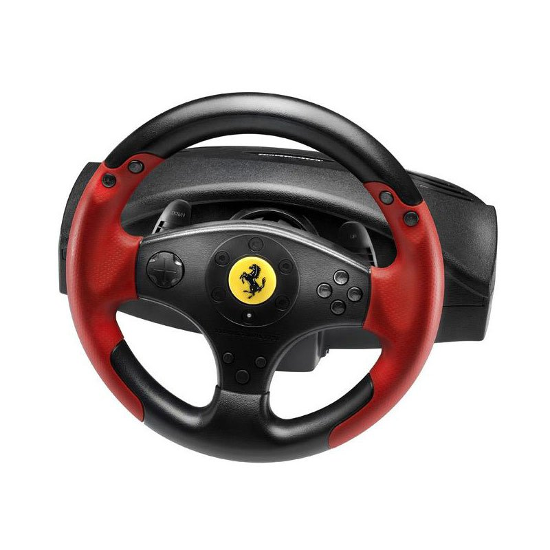 ThrustMaster Ferrari Racing Wheel Red Legend - Périphérique de jeu - 1
