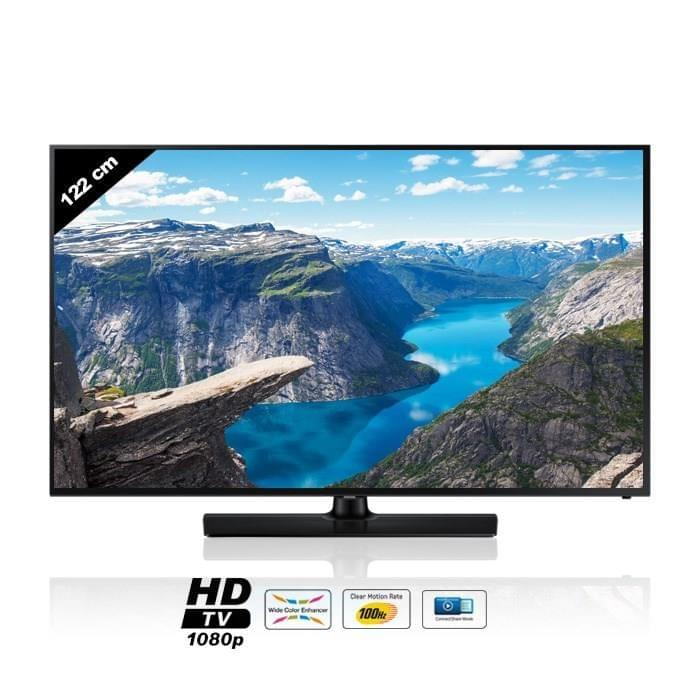 "Samsung UE48H5003 - 48"" (121cm) LED FHD 1080p 100Hz - TV Samsung - 0"