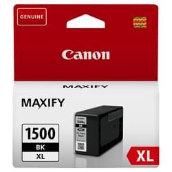 image produit Canon Cartouche PGI-1500XL Noir - 9182B001 Cybertek
