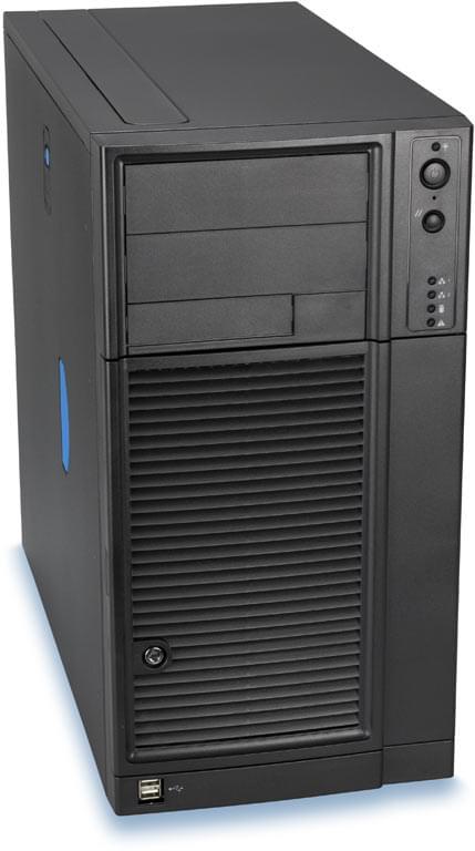 Intel SC5299UP serveur/450W/ATX/Noir (SC5299UP) - Achat / Vente Boîtier PC sur Cybertek.fr - 0