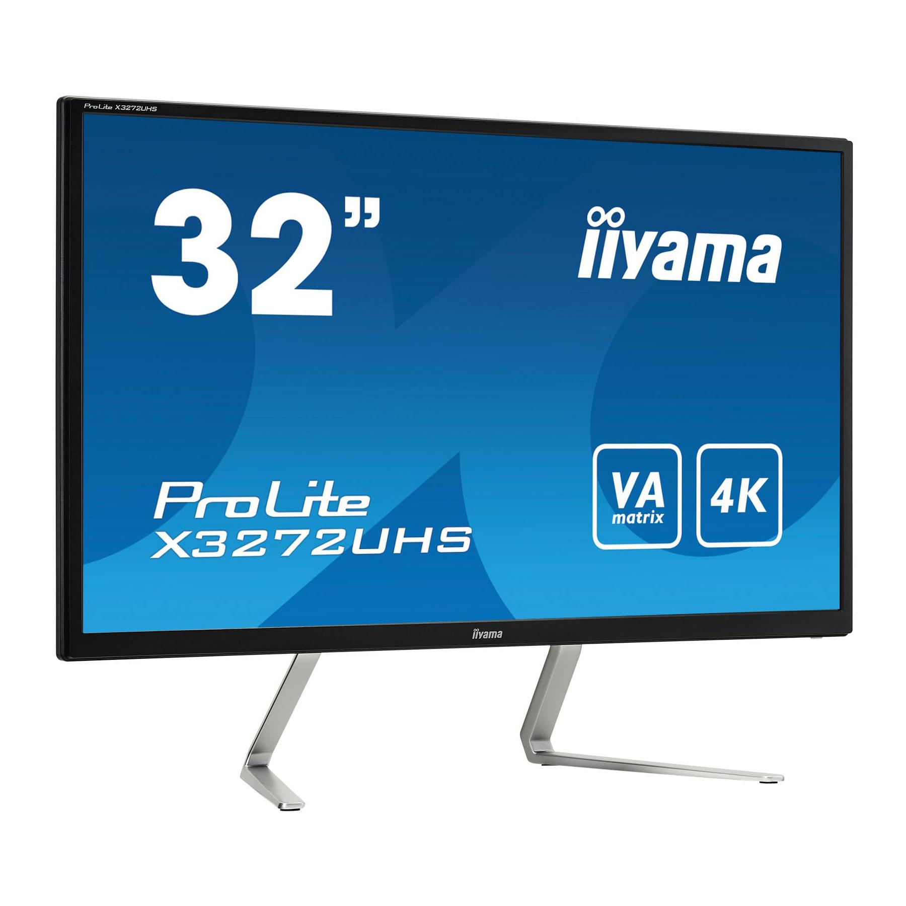 "Iiyama 32""  X3272UHS-B1 - Ecran PC Iiyama - Cybertek.fr - 1"
