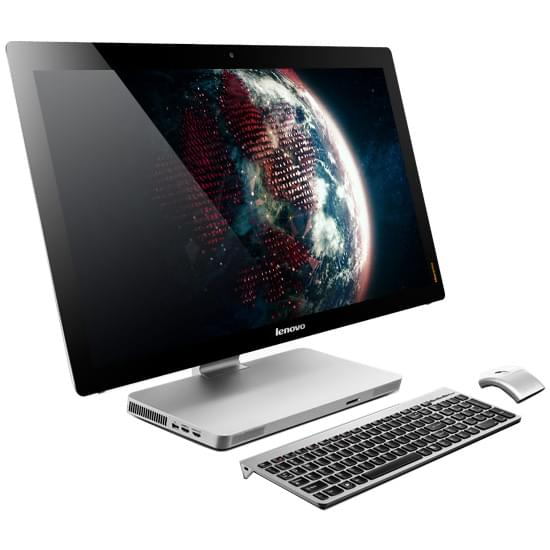 Lenovo IdeaCentre A520 (VEZ1RFR) - Achat / Vente All-In-One PC sur Cybertek.fr - 0