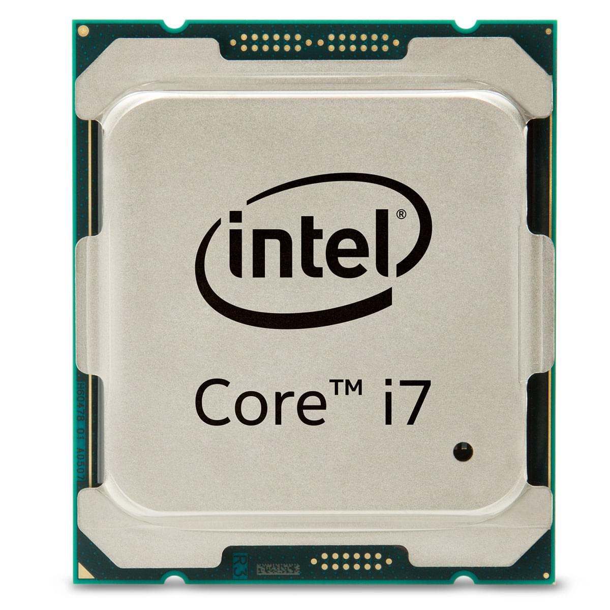 Intel Core i7-6800K - 3.4GHz - Processeur Intel - Cybertek.fr - 2