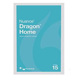 image produit Nuance Dragon Home v.15 - Ensemble Boite Cybertek