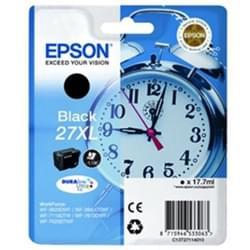Epson Cartouche 27XL Noir (C13T27114010) - Achat / Vente Consommable Imprimante sur Cybertek.fr - 0