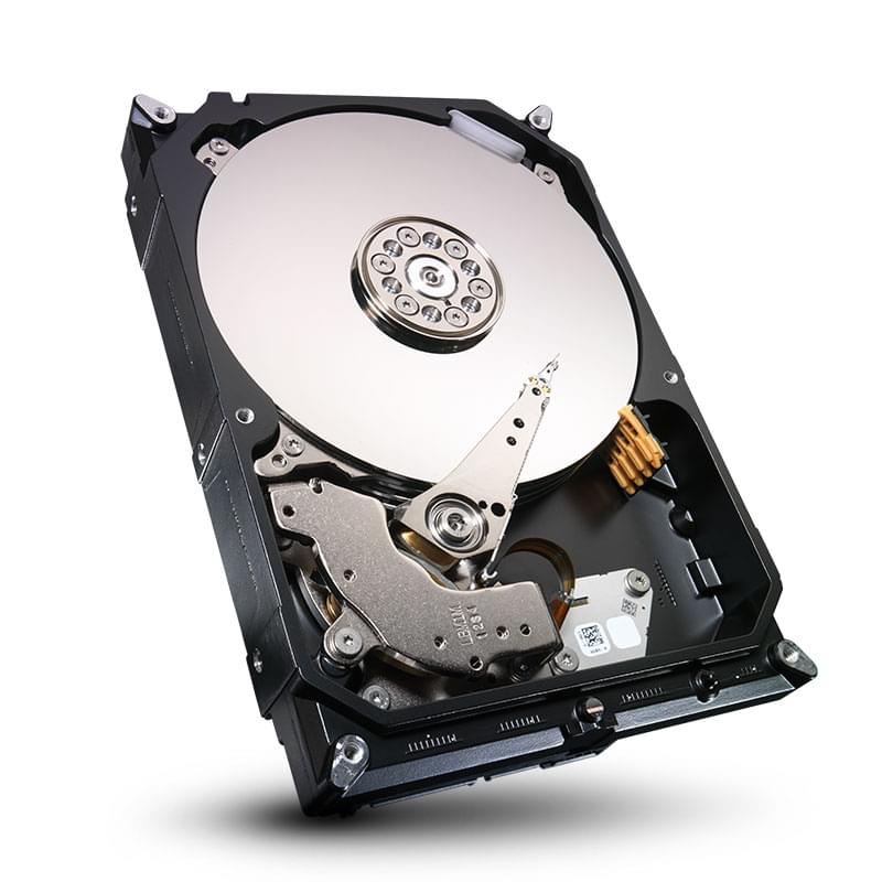 Disque dur interne Seagate 4 To 64Mo 5900RPM Serial ATA III 6Gb HDD - 0