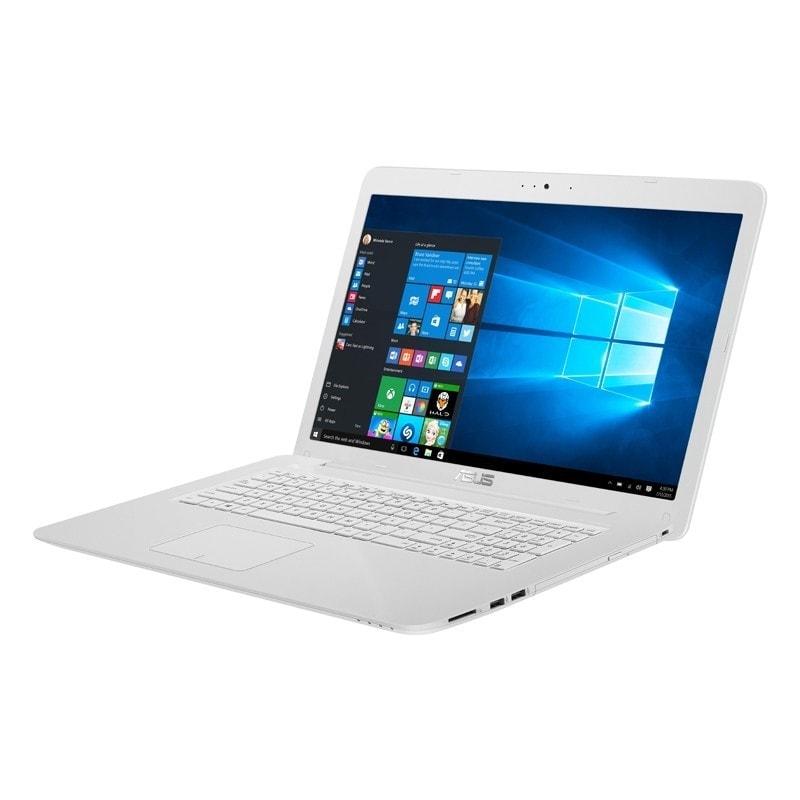 Asus X756UV-TY029T Blanc (90NB0C72-M00290) - Achat / Vente PC Portable sur Cybertek.fr - 1