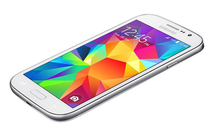 Samsung Galaxy Grand Neo Plus Dual SIM White i9060 - Téléphonie - 0
