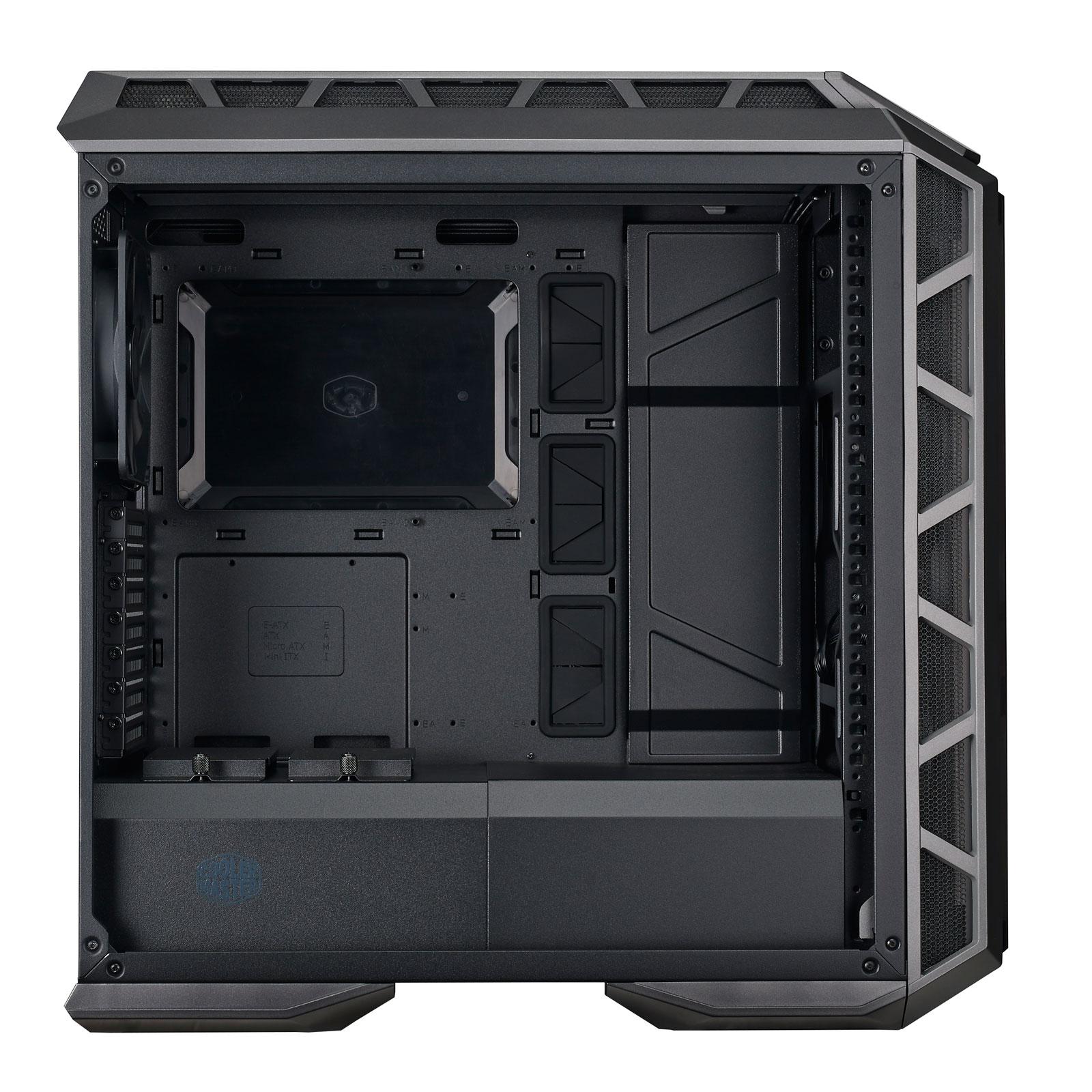 Cooler Master MasterCase H500P MCM-H500P-MGNN-S00 Noir - Boîtier PC - 2