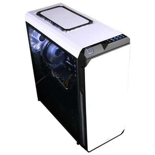 Zalman MT/Sans Alim/ATX Blanc - Boîtier PC Zalman - Cybertek.fr - 0