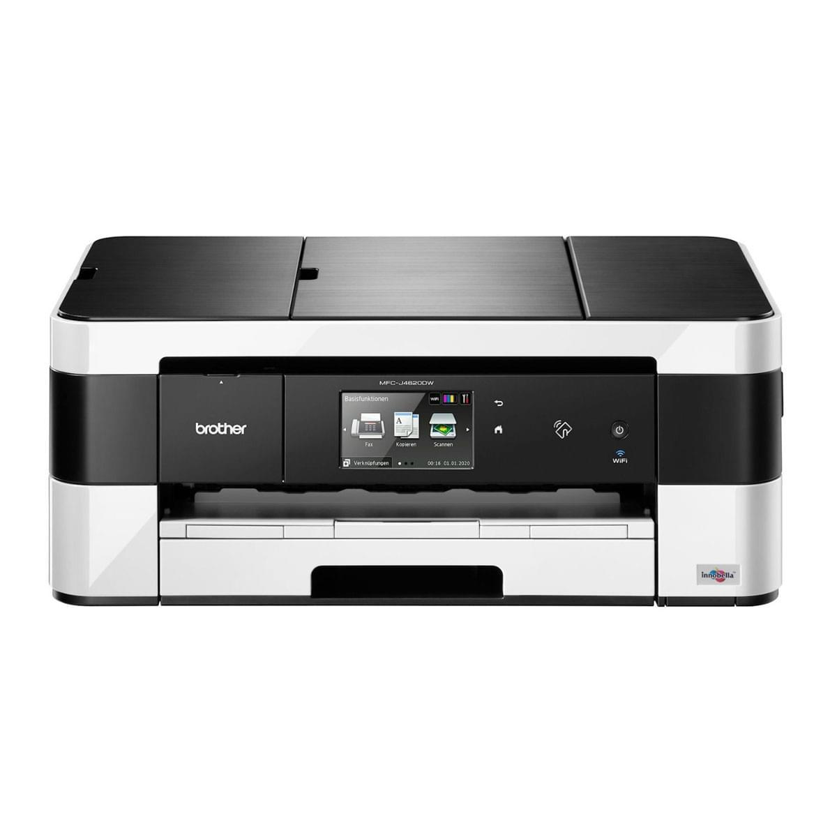 Brother MFC-J4620DW (MFCJ4620DWF1) - Achat / Vente Imprimante Multifonction sur Cybertek.fr - 0