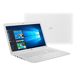 Asus PC Portable X756UV-TY029T Blanc - i3-6100/4G/1T/GT920/17.3