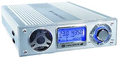 """Cooler Master CoolDrive 4 (LHD-V04) pour disque dur 3.5"""" (soldé) - Achat / Vente Ventilateur sur Cybertek.fr - 0"""