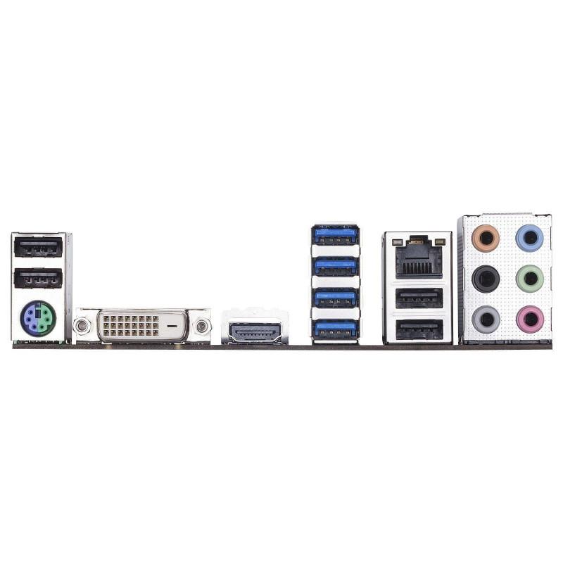 Gigabyte B450 GAMING X ATX DDR4 - Carte mère Gigabyte - 1