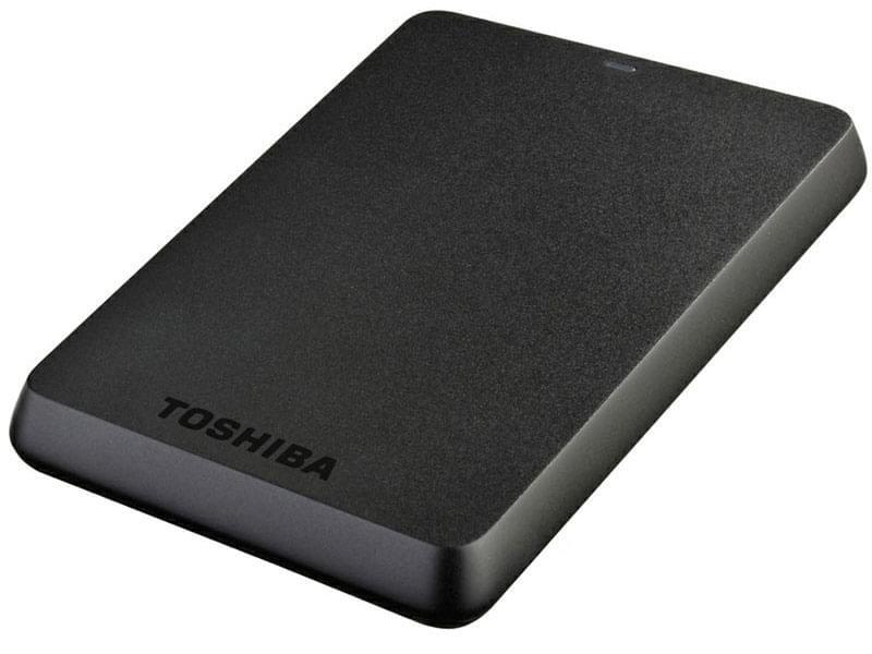 "Toshiba 2To 2""1/2 USB3 Stor.E Basics Noir - Disque dur externe - 0"
