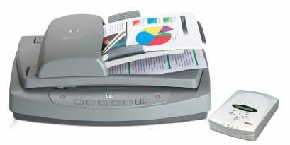 HP Scanjet 7650N (L1942A#B1P) - Achat / Vente Scanner sur Cybertek.fr - 0