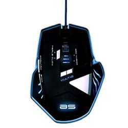 Bluestork Souris PC KULT 2 - Gaming/2500dpi/Retroeclairé/8 boutons Cybertek