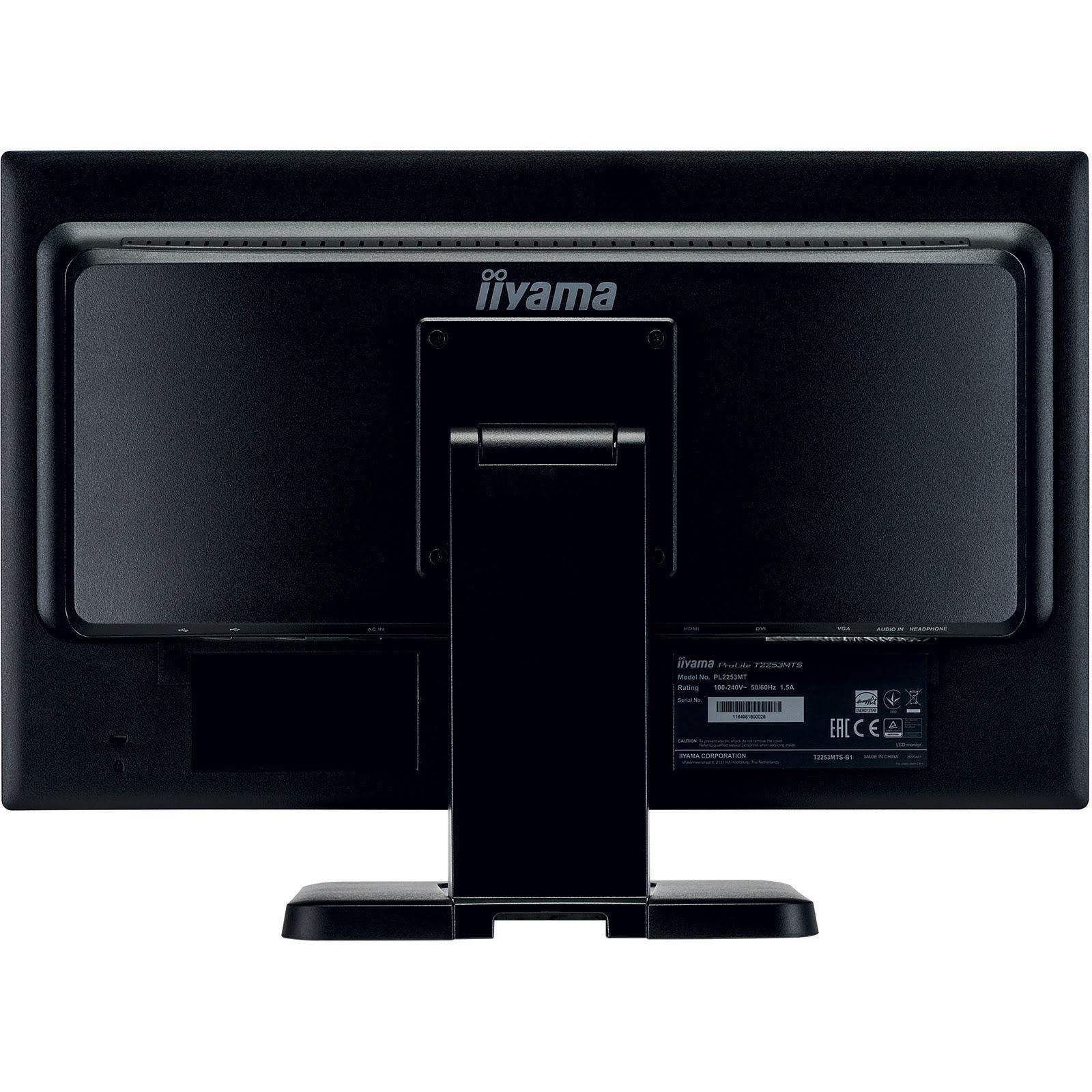 """Iiyama 22""""  T2253MTS-B1 - Ecran PC Iiyama - Cybertek.fr - 1"""