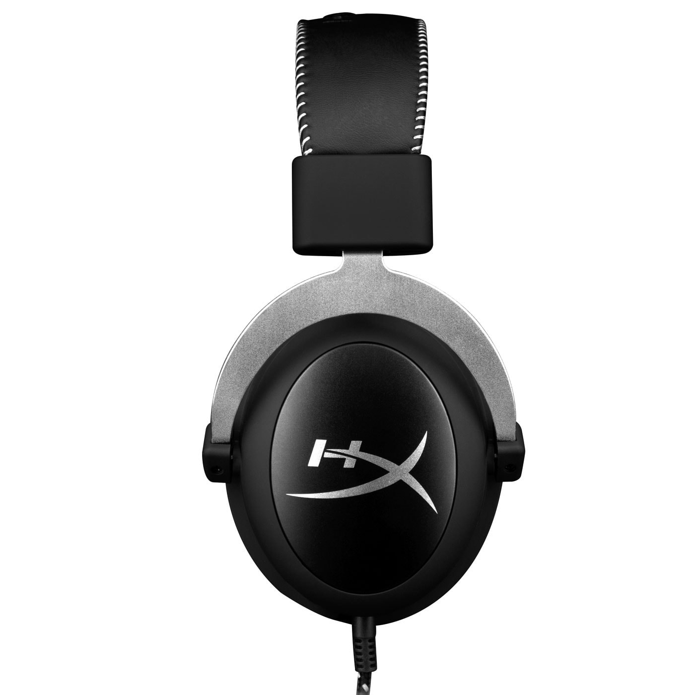 HyperX CloudX Gaming Headset (Silver) Stereo Gris - Micro-casque - 1