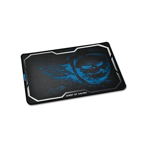 S.O.G Gaming Smokey Skull - XL/Bleu - Tapis de souris S.O.G - 1