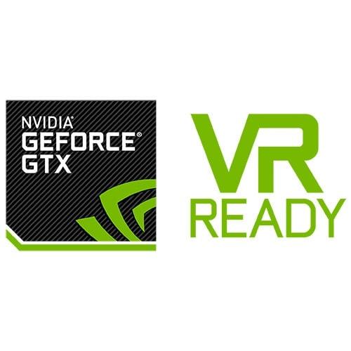 MSI nVidia GF GTX 1080 - 8Go - carte Graphique pour Gamer - GPU nVidia - 5