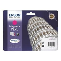 Cartouche 79XL Magenta - T7903 pour imprimante  Epson - 0