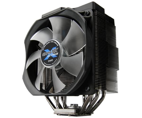 Zalman CNPS10X Extreme SK775/1156/1366/754/939/AM2/AM3 (CNPS10XEXTREME soldé) - Achat / Vente Ventilateur CPU sur Cybertek.fr - 0