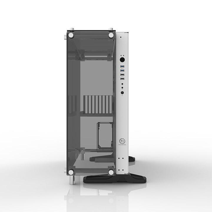 Thermaltake Core P5 Tempered Glass Snow Edition Transparent - Boîtier PC - 2