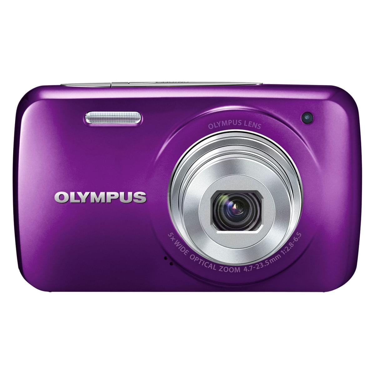 Olympus VH-210 Violet (V108010VE000) - Achat / Vente Table de mixage sur Cybertek.fr - 0