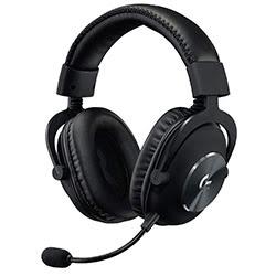 image produit Logitech G PRO X Gaming Headset Cybertek