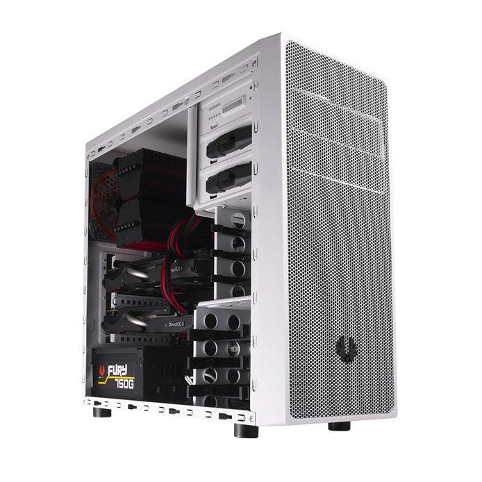 BitFenix Neos White/White Blanc - Boîtier PC BitFenix - 3