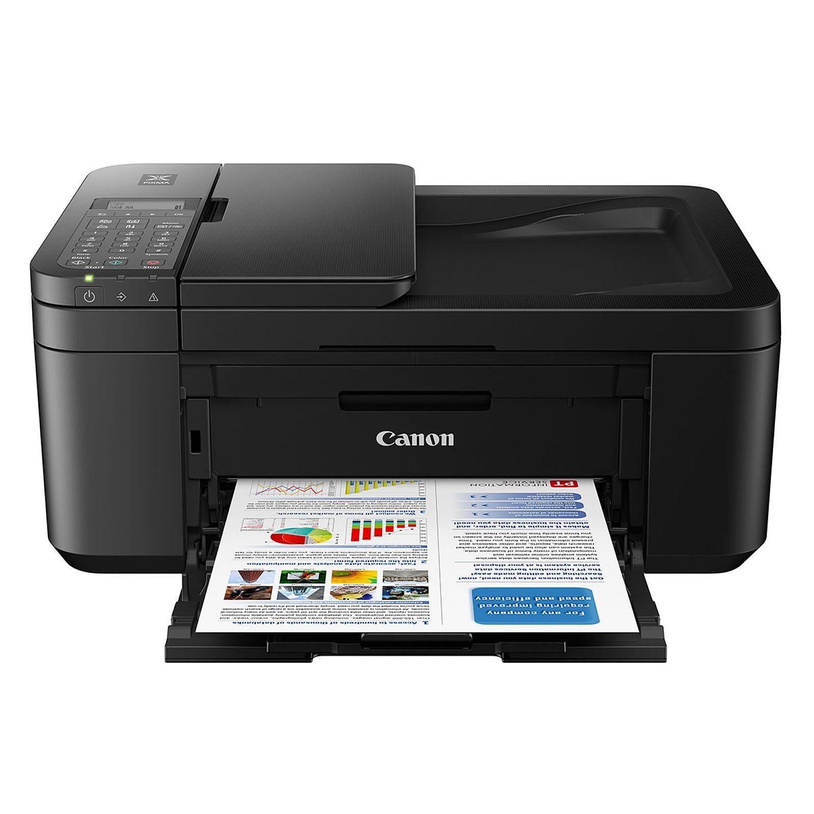 Imprimante multifonction Canon PIXMA TR4550 - Cybertek.fr - 1