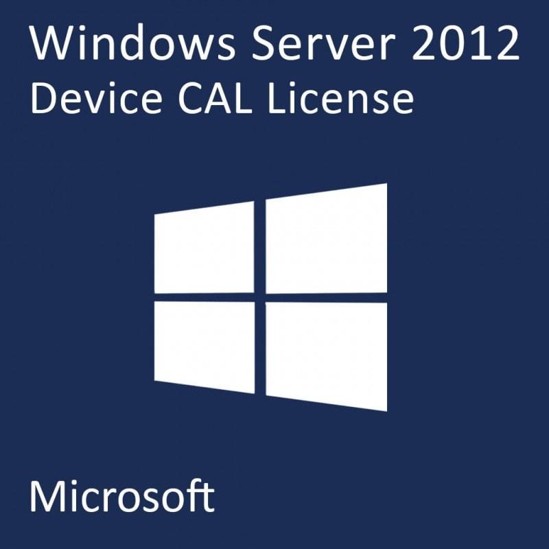 Microsoft CAL Device Windows Server 2012 Standard Open (R18-04277) - Achat / Vente Logiciel système exploitation sur Cybertek.fr - 0