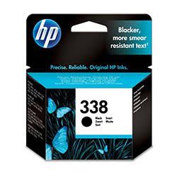 HP Consommable Imprimante Cartouche N° 338 Noire 11ml - C8765EE Cybertek
