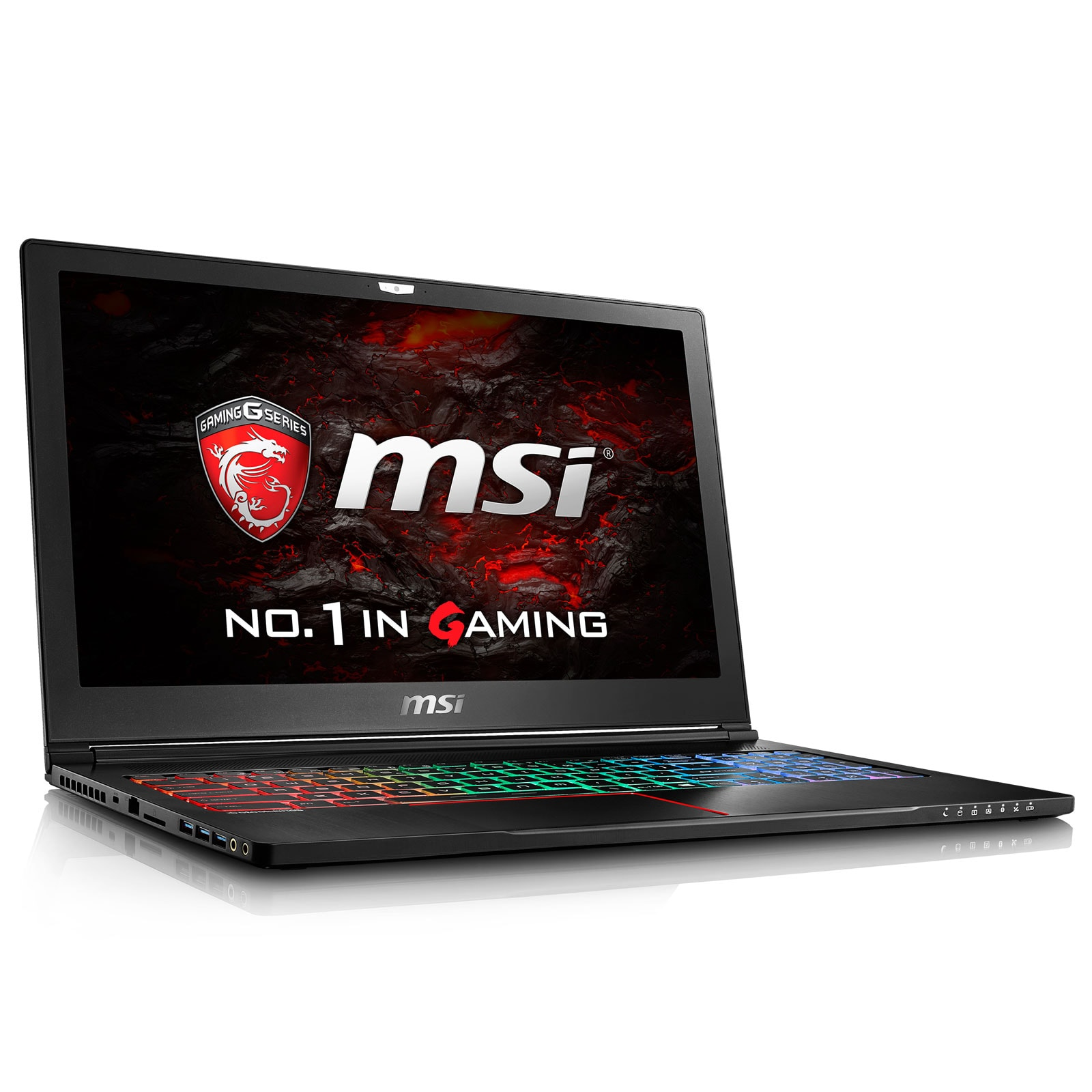 MSI GS63VR 7RG-009FR - PC portable MSI - Cybertek.fr - 0