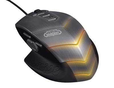 Souris PC Steelseries World of Warcraft Mmo Gaming - 0