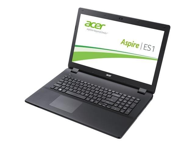Acer ES1-711-P4JE (NX.MS2EF.002) - Achat / Vente PC Portable sur Cybertek.fr - 0
