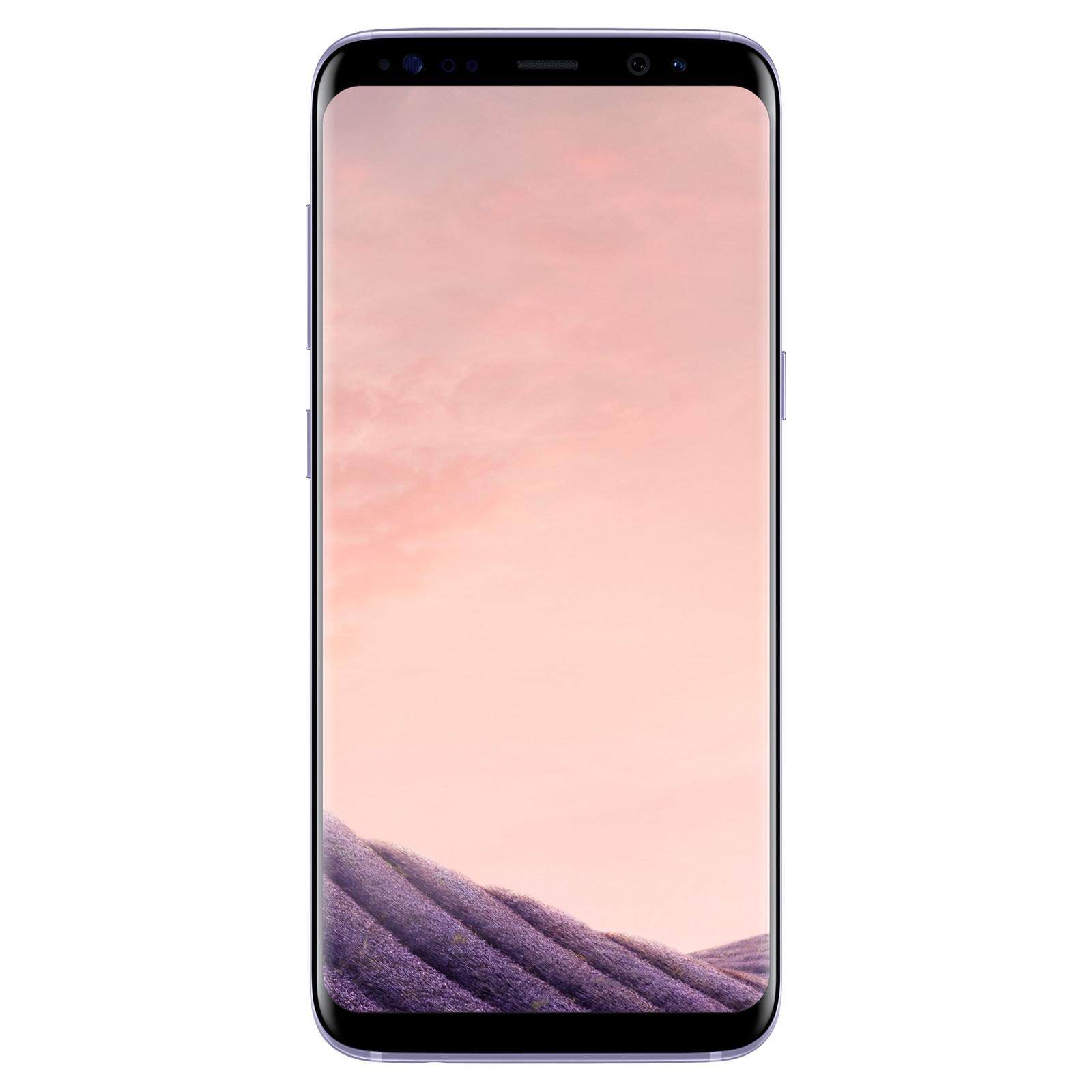 Samsung Galaxy S8 64Go G950 Orchid Gray - Téléphonie Samsung - 0