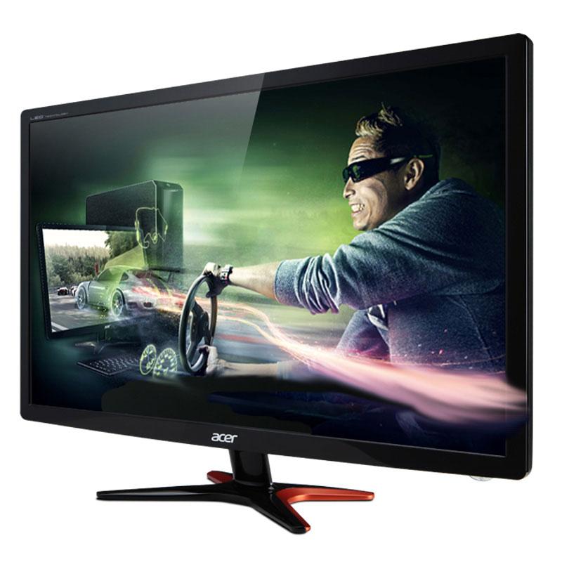 "Acer Predator GN246HLB - 24"" LED/FHD 3D/1ms/Black (UM.FG6EE.B06 **) - Achat / Vente Ecran PC sur Cybertek.fr - 2"