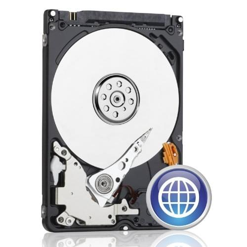 "WD 500Go 5400Tr SATAII 300 8MO BLUE WD5000BPVT (WD5000BPVT) - Achat / Vente Disque dur interne 2.5"" sur Cybertek.fr - 0"